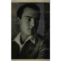 1937 Press Photo George O'Hara in For Love or Money - orp26110