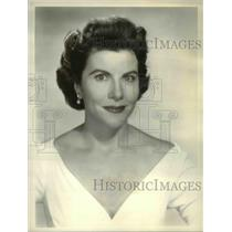 1958 Press Photo Kathi Norris narrator of True Story