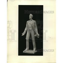 1928 Press Photo The Lincoln's statue by Max Kalish - 7