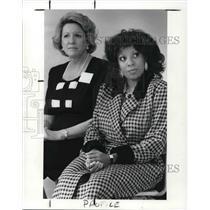 1989 Press Photo Ann Marotta