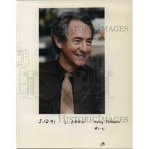 1991 Press Photo Sam Keen, a quintessential Tennessean - ora43947