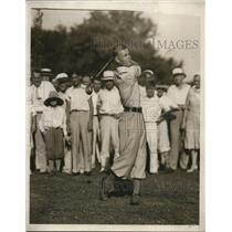 1932 Photo R. L. Miller National Public Links Golf Champion for 1932