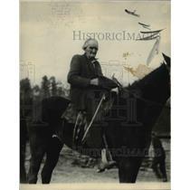1927 Press Photo Francis Hughes of Tenn 102 years old  - nee00167