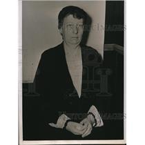 1938 Press Photo Summer Knox, Mother's Murder Suspect, Iowa - ned95465