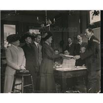 1913 Press Photo Recall vote of Weller - nex64810