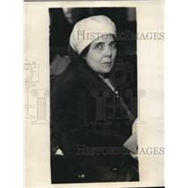 1931 Press Photo Mrs. Shirley Kub - nee01813