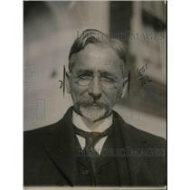1921 Press Photo William E Baney Atty General Dominion of Canada - nee05869