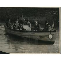 1927 Press Photo William S. Culbertson - nee04779