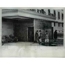 1962 Press Photo New Delhi India Citizens Temperatures Over 110 Degrees