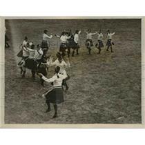 1927 Press Photo Royal Military & Naval Tournament Olympia England - nee03848