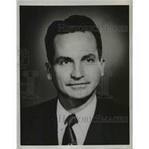 1958 Press Photo WA Shannon of National School Board Association - nee03573