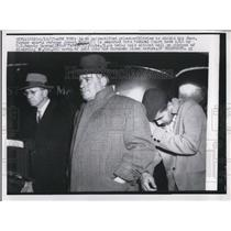 1957 Press Photo Former SPorts Referee Joseph Boyle in Federal Court
