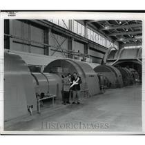 1956 Press Photo Lewis Flight Propulsion Laboratory, Cleveland