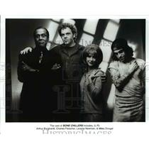 Press Photo Bone Chillers Arthur Burghardt Charles Fleischer Laraine Newman