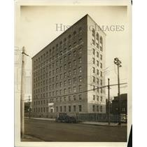 1927 Press Photo New Phyllis Wheattey Home for Girls, Cedah Ave