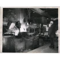 1959 Press Photo John Smithwick of U.S Steel - nee02608