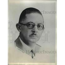 1942 Press Photo John B. Powell, Japanese Hostage World War II - nee05999