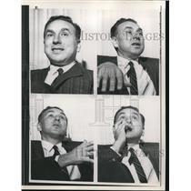 1961 Press Photo Dr. Robert Hofstadter - nee02062