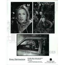 2000 Press Photo Ali Larter Final Destination - cvp69998