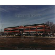 1998 Press Photo UP Headquarters in Memphis Tennessee