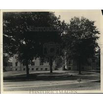 1926 Press Photo Edward Gymnasium at the Ohio Mesluyum University