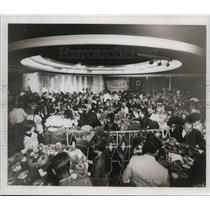 1997 Press Photo The first Dove Awards ceremony at the Peabody Hotel