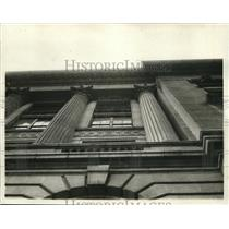 1925 Press Photo The Cleveland Main Library
