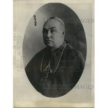 1922 Press Photo Frederick Gustavo Piffi, Austrian Archbishop of Vienna