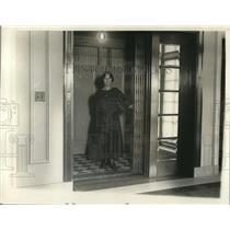 1924 Press Photo Andrew Freidman Home for Bankrupt Millionaires NY City