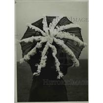 1926 Press Photo Umbrella