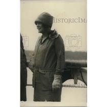 1928 Press Photo JS Mazzavini On White Star Liner Megantic - nee10567