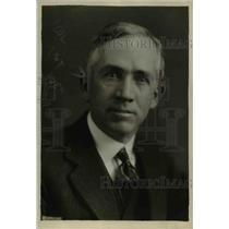 1919 Press Photo Norman H. Davis, Assistant Secretary of the Treasury