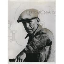 1935 Press Photo of Courtney Ryley Cooper.  - nee13207