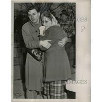 1950 Press Photo Mrs. Ann Cook, Rollins Riemore aunt  - nee16600