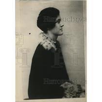 1915 Press Photo Angela Paget Daughter of Sir Richard & Lady Muriel Paget