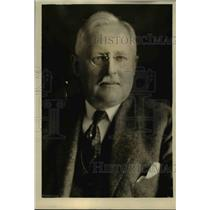 1923 Press Photo Walter S. Dickey, Publisher of Kansas City Newspaper