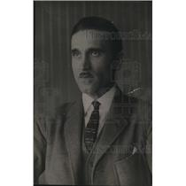 1923 Press Photo Jack Jungmeyer, NEA correspondent