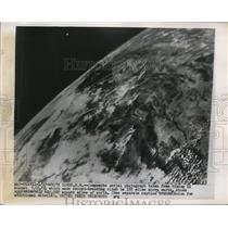 1955 Press Photo White Sands N Mex composite image from Viking 11 - nee19131