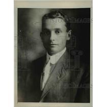 1918 Press Photo Jesse Vincent, Liberty Motor inventor - nee24194