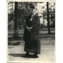 1925 Press Photo Famous Girl College celebrated 50th Anniversary - nee18636
