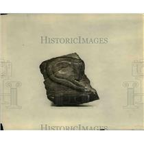 1922 Press Photo Triassir shoe sole