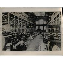 1936 Press Photo A view of the Krupp munitions works in Essen, Germany