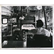 1958 Press Photo Kaiser Aluminum & Chemical Co new plant Ravenswood W Va