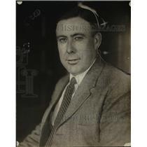 1924 Press Photo Police Captain Martin J. Horrigan - nee24210