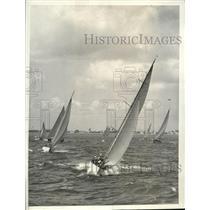 1939 Press Photo 6th Annual Winter Yachting Classic Miami Florida - nee18483