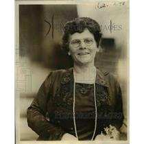 1920 Press Photo Dr.Jennie Callfas,gives her maids a fine wedding - nee24296