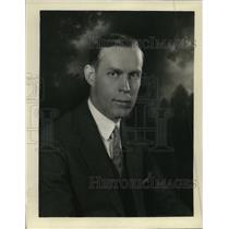 1930 Press Photo D.T. Station - Director of Service Dodge Brothers Corporation