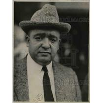 1922 Press Photo Harry Y. Cohen - nee29029