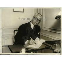 1929 Press Photo Pascual Ortiz Rubio, Mexico President-Elect - nee28882