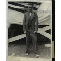 1930 Press Photo Guillermo Ortiz Rubio - nee29557